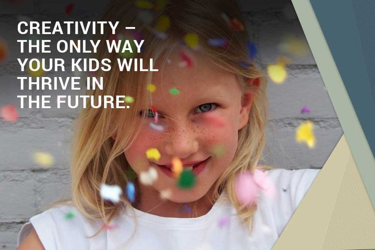 According to the World Economic Forum, by 2020 creativity andcreative thinking will be third on the list of the most important skills needed to survive and thrive in the fourth industrial revolution.