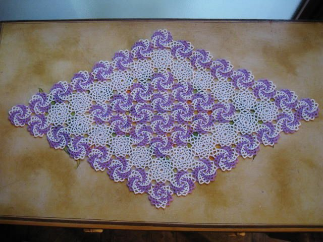 centrino spirali 60x30