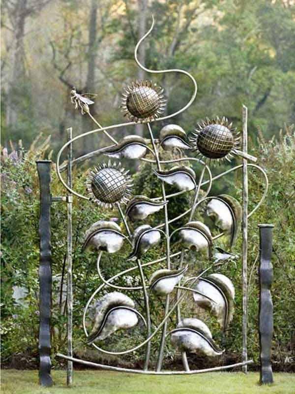 Beautiful Garden Gate Ideas ~ Jolie Barriere De Jardin