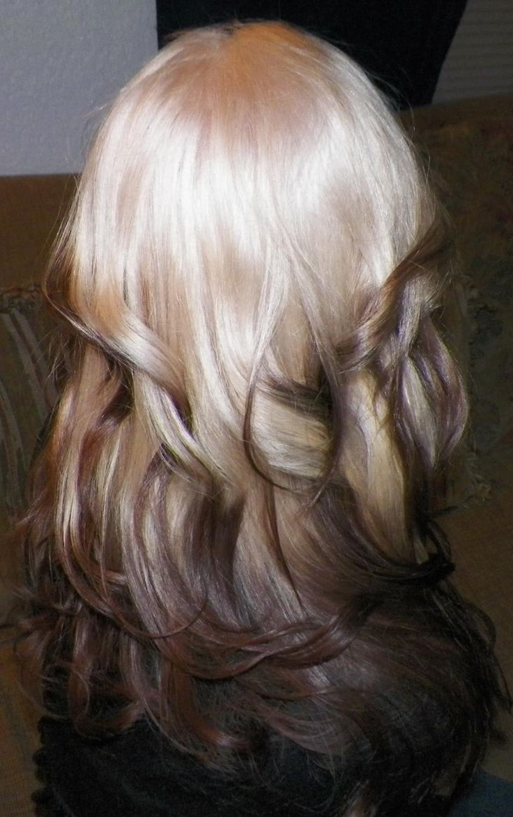 Thinking of doing this to my hair thanks to my friend Jenna for the idea @Jenna Franceschini
