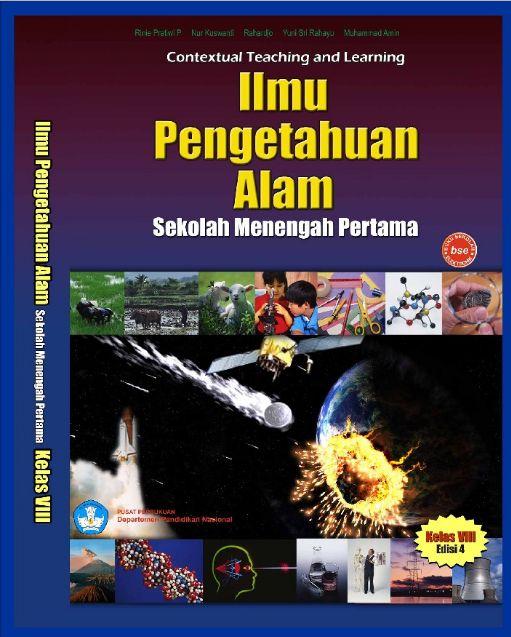 Download Buku Siswa KTSP SMP dan MTs Kelas 8 Ilmu Pengetahuan Alam Kelas VIII