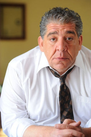 "JOEY ""COCO"" DIAZ. One of the great storytellers - ""I'm a comedian and at the end of the day I'm a man. I did a lot of bad things, and I did a lot of good things. That's the one thing we have in common, we all have pain. I wanted people to listen."""