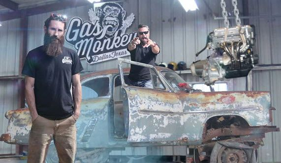 gas monkey garage | Gas Monkey Garage #FastnLoud