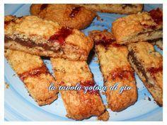 biscotti alla amarena napoletani