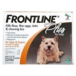 Summer is here, which means a higher chance of collecting fleas and ticks! Protect your dog today: https://www.moorepet.com/Frontline-Flea-Tick-Medication-s/582.htm
