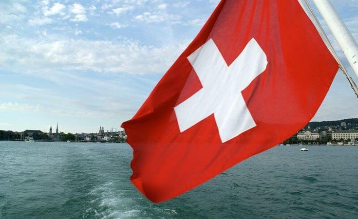 The Swiss flag is supposed to be square - unless it is used by a ship on a lake or on the ocean. In this case, it needs to be rectangular.