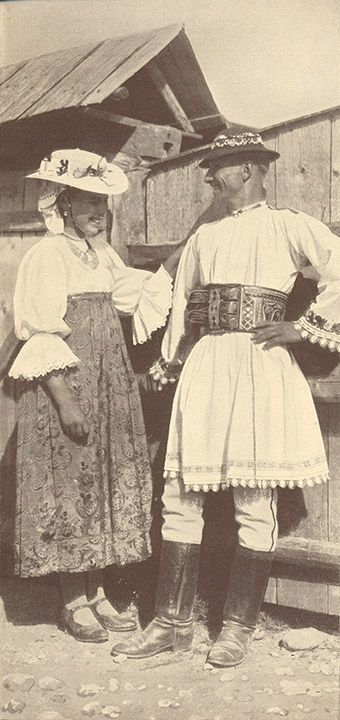 Romania / Roumanian People - New York World's Fair 1940 - 13