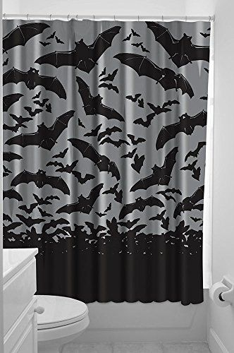 Sourpuss Spooksville Bats Shower Curtain Sourpuss http://www.amazon.com/dp/B00NR4SENQ/ref=cm_sw_r_pi_dp_bMNFub0CHWGF1