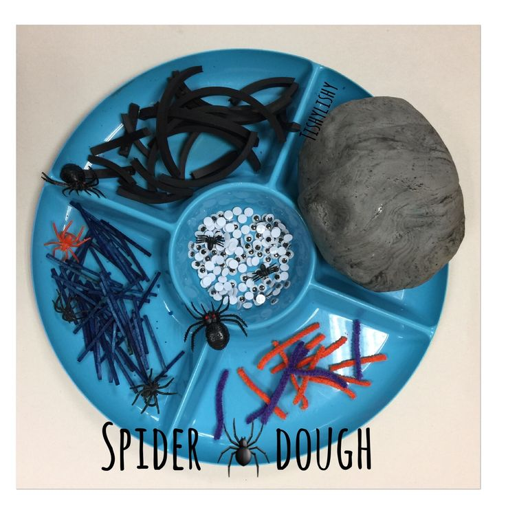 Spider dough