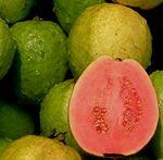 Healthaliciousness.com, nutritional information and health benefits of guavas