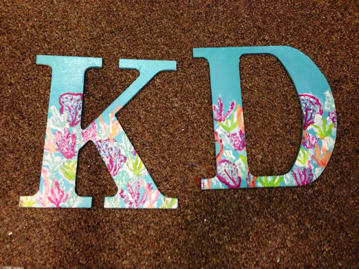 best 25  decorated sorority letters ideas on pinterest