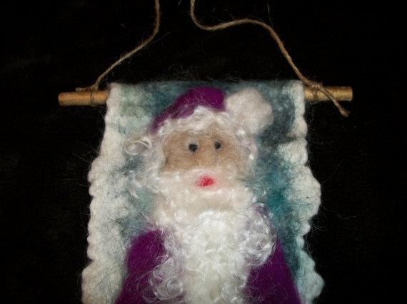 Old World Santa by BeyondNaturesGate on Etsy, $15.00