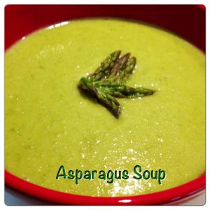 ... we Love | Pinterest | Asparagus Soup, Fresh Asparagus and Asparagus