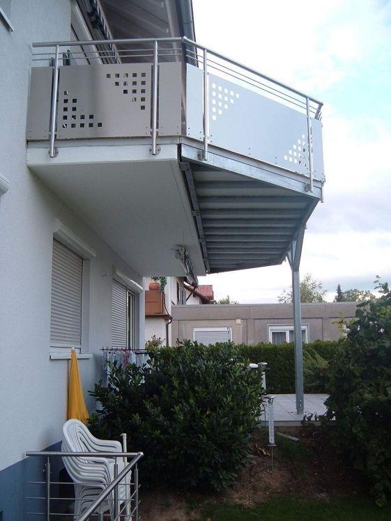 Verbesserung Ein Bestehenden Nach Hause Balkon Vergrößern