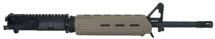 PSA Midlength Upper w/ Magpul FDE handguard.  I will own one someday, preferably sooner than later.