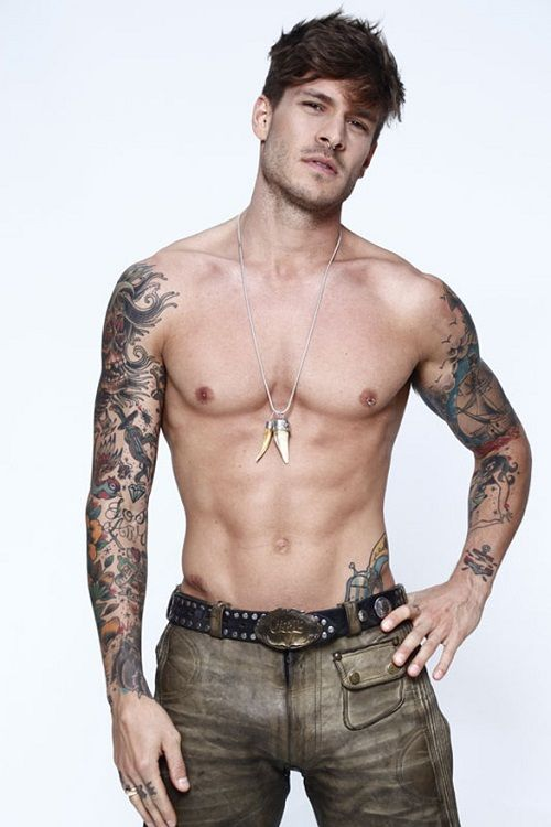 Hot sleeve tattoos for guys