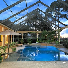19 best images about glass roofing on pinterest canada for Pool design mcmurray