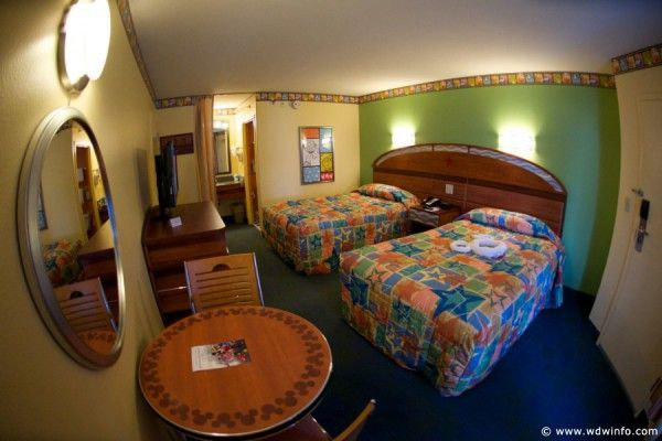 Disney's All Star Movies Resort room