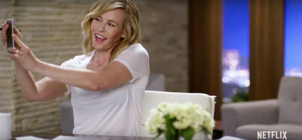 "Chelsea Handler Lists Donald Trump And Hillary Clinton's ""Lost"" Things On Netflix Show"