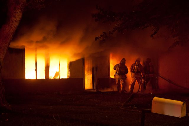 Burning down the house Note: Your next party may cost millions for the guest you failed to protect. This will take away more than just your…