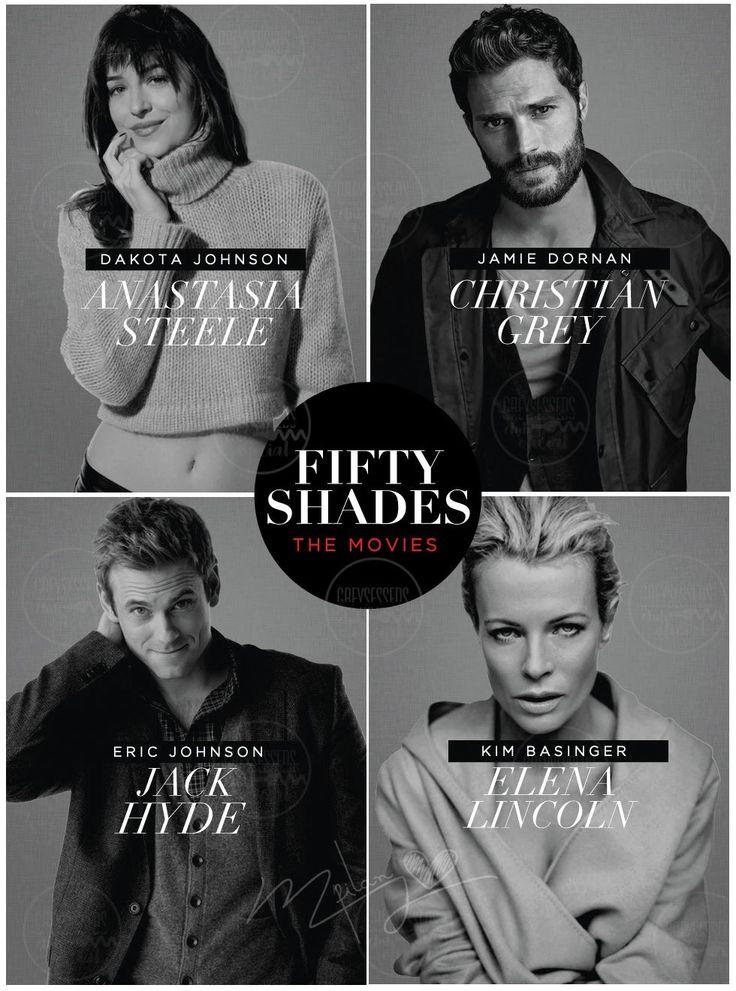 Dakota Johnson & Jamie Dornan. Fifty Shades Darker. http://the50shadesofgreypdf.org