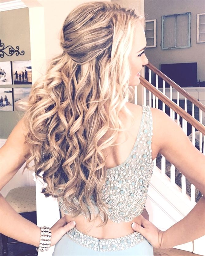Perfect Down Do Formal Hair Style By Formalfaces Com Formalhairstyles Hair Styles Formal Hairstyles Long Hair Styles