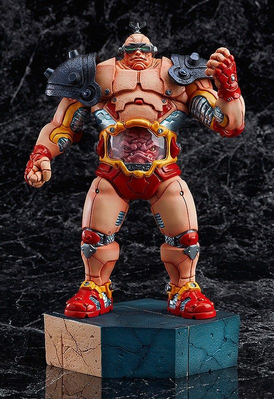 From the Good Smile Company comes the latest Teenage Mutant Ninja Turtles figure. The Krang Statue is modeled after James Jean's iconic illustration.