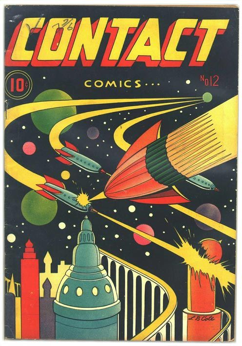 Contact 12, 1946