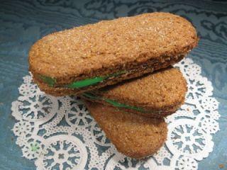 Biscotti rustici alla farina d'avena e crusca