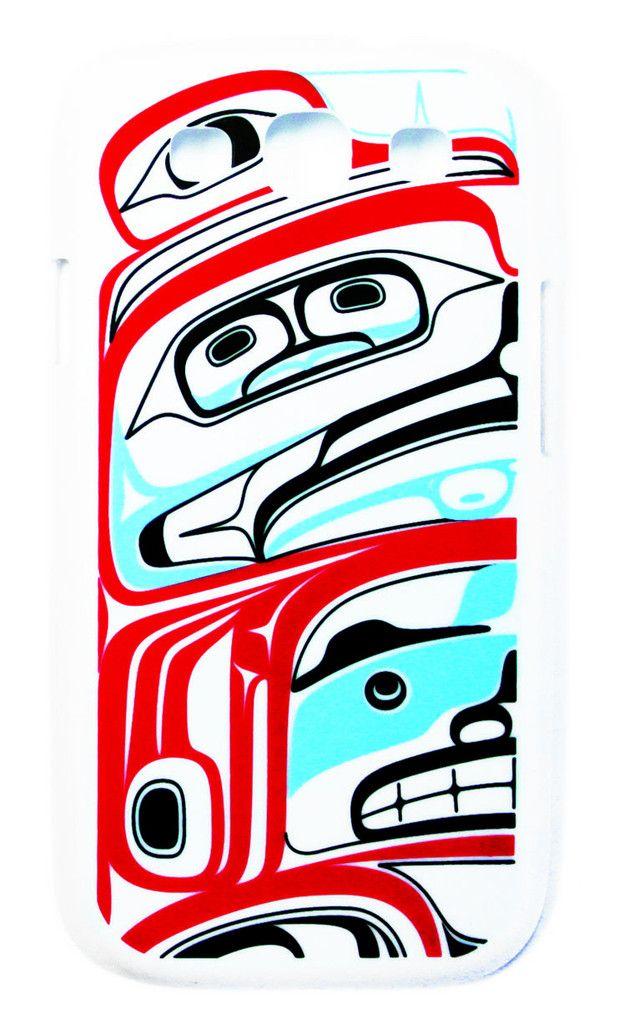 Galaxy S3 Case - Sea Guardian by Morgan Green D