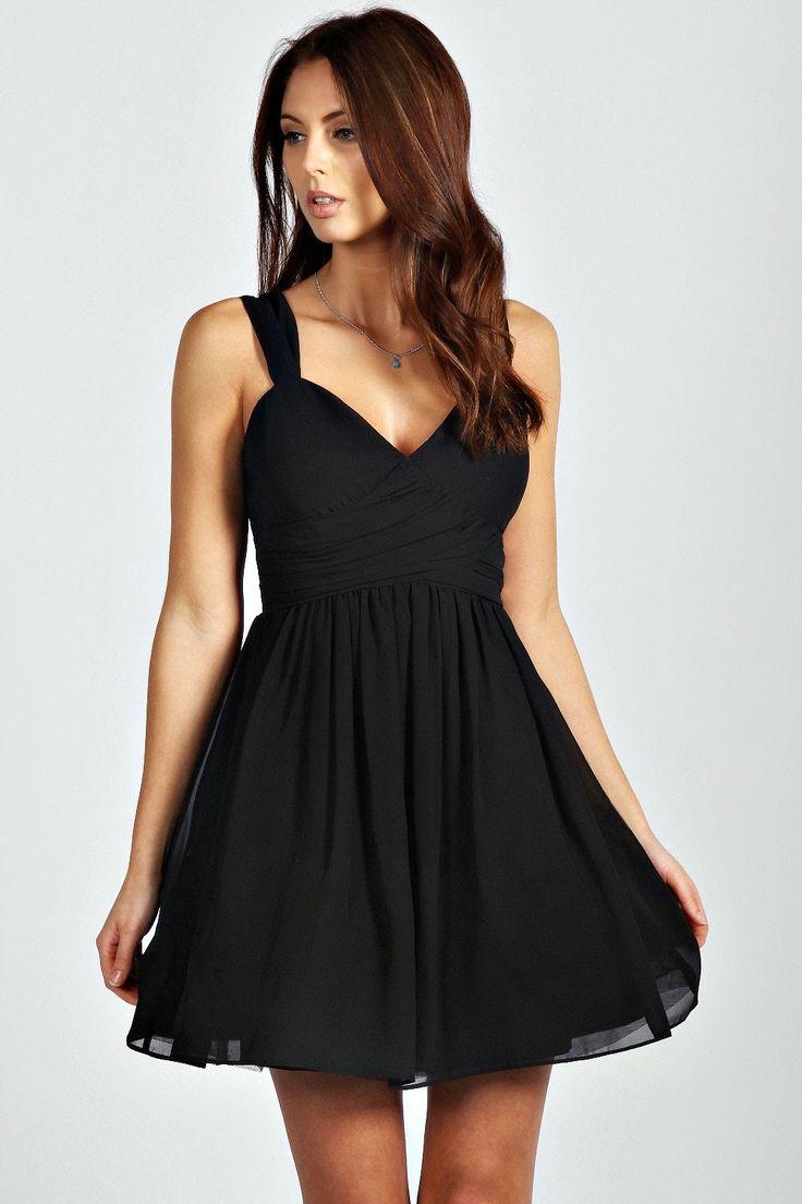 Vestidos de fiesta sencillos y elegantes | Moda