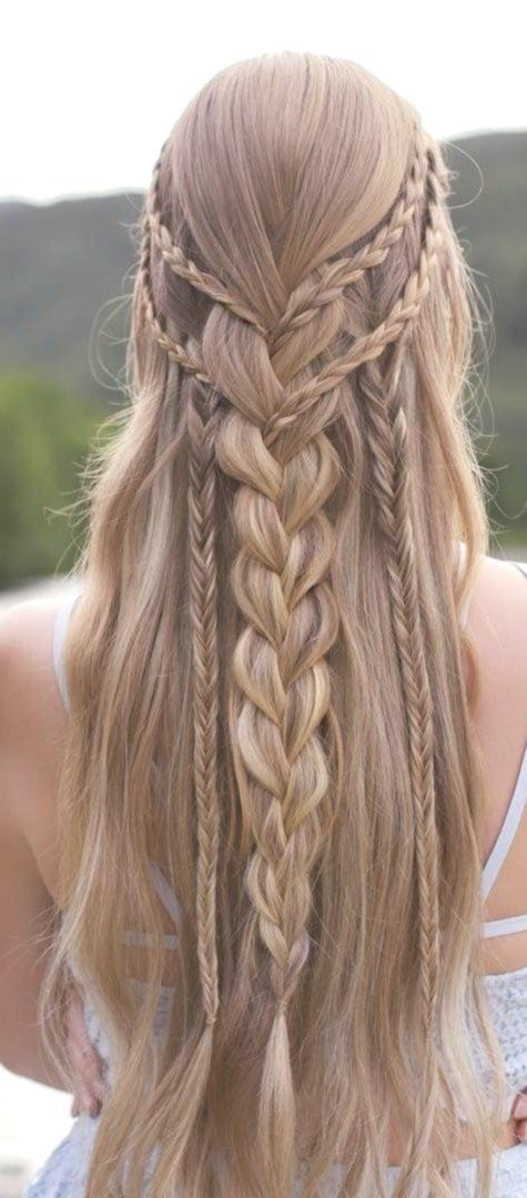 17 Adorable Heart Hairstyles - Cute Hairstyles for kids You Will LOVE!