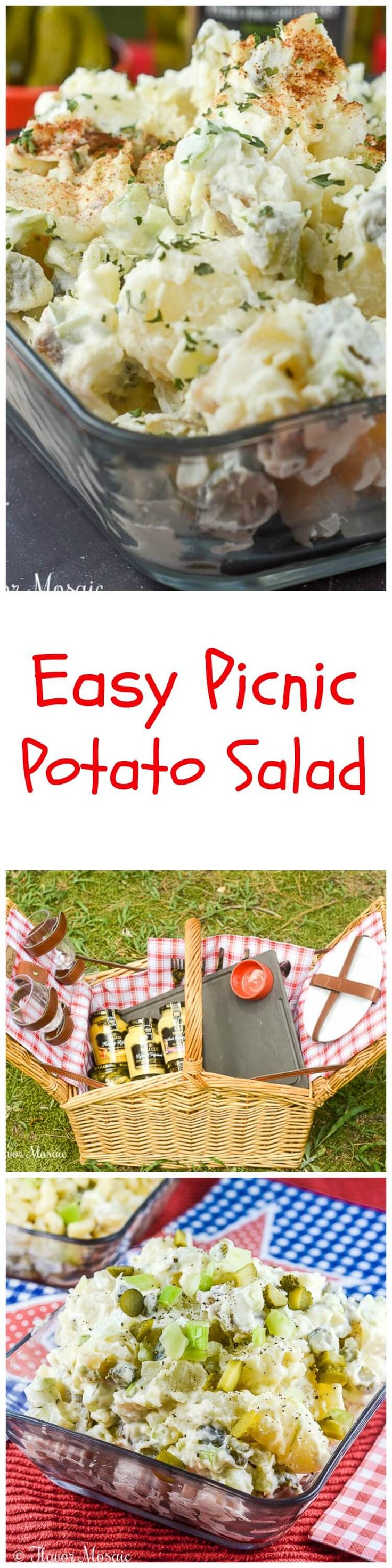 potato salad americans 2 essay Learn how to make all-american potato salad myrecipes has 70,000+ tested recipes and videos to help you be a better cook.