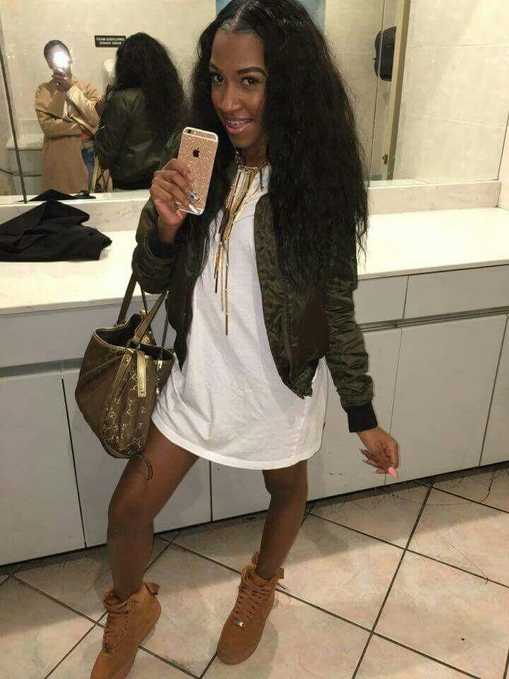 creative birthday outfit black women 8