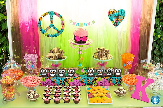 owl first bday
