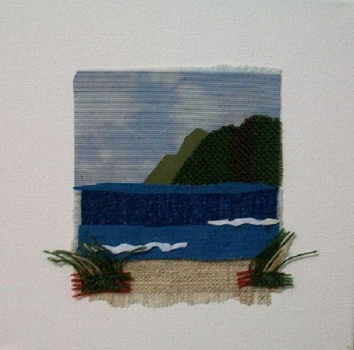 Textile seaside