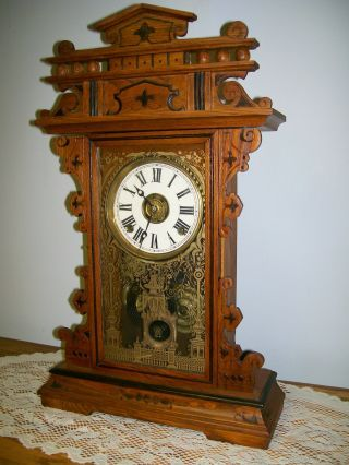 How to Date an E. Ingraham Clock | eHow