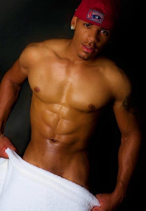 Sexy black dudes