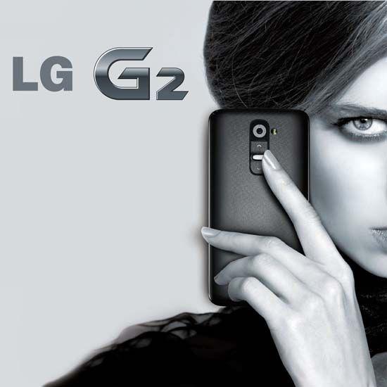 The LG G2