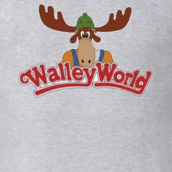 Walley World Clark Griswold National Lampoon's Vacation T-Shirt