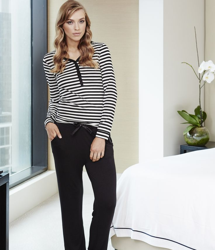 Winter Pyjamas available from gingerlilly.com.au.  The Trixie pyjama set is a classic button down set.  They'll be comfortable and will keep you warm all winter