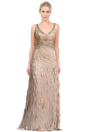 1920 Flapper Style Prom Dress – fashion dresses