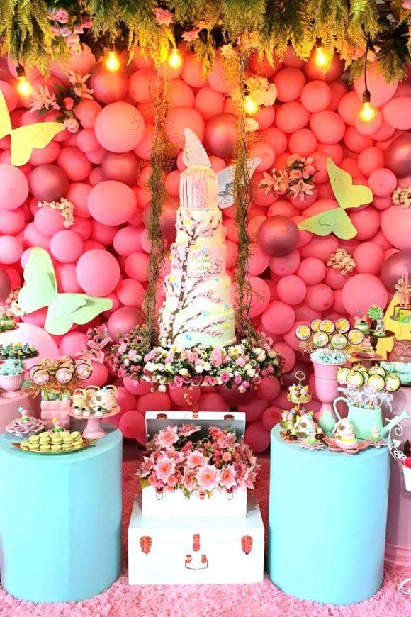 36 Most Popular Girl 1st Birthday Themes Sprinkles Birthday Party Garden Party Birthday 1st Birthday Themes