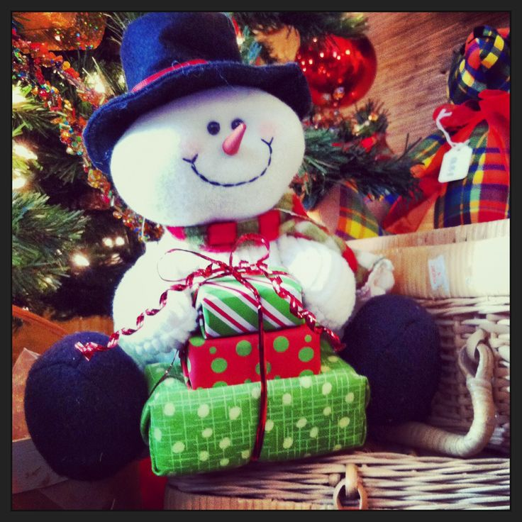 On sale now at the #Holiday Market! #wreath #christmas #charlotte #snowman #decorations #santa https://www.facebook.com/WestTremontHolidayMarket