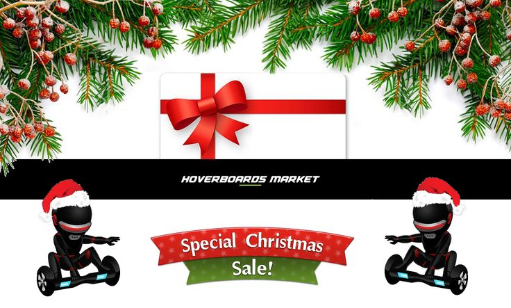 Are you thinking about a special gift for your beloved ones?  Why not buyng a hoverboard? This is a great way to combine the sports with the pleasure. Hoverboards Market is a dedicated bussines that will give you best quality/price balance.  We are opening the winter deals  http://hoverboardsmarket.com