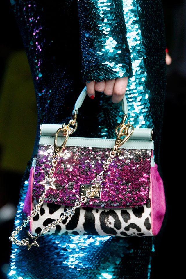 Dolce & Gabbana F/W 2012: Gabbana F W, Dolce Gabbana, Fashion, F W 2012, Handbags, Dolce & Gabbana, Dolce And Gabbana, Glitter