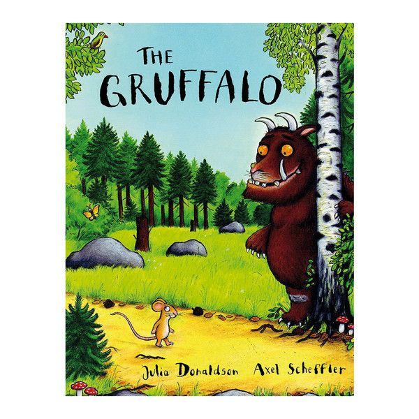 A witty, sly little story that wrings giggles from the belly of the reader, The Gruffalo is both stylish and hilarious, simple in its execution, as it plays ski