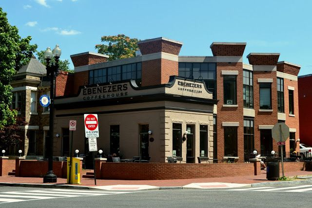 Ebenezers Coffeehouse,  F & 2nd NE, Washington DC