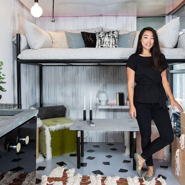 Art & Design Students Reimagine Micro-Living
