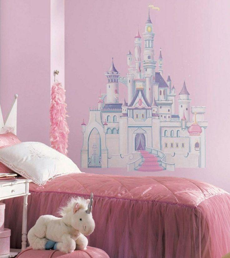 Les 25 meilleures idées de la catégorie Chambres thème princesse ...